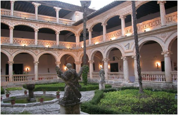 Monasterio de Lupiana (Guadalajara)