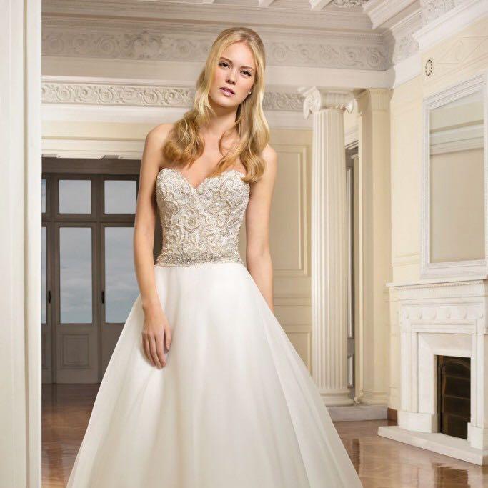 tienda de vestidos de novia en valencia - cásateconmigo